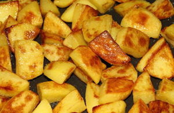 Kartoffeln treiben Blutdruck in die Höhe