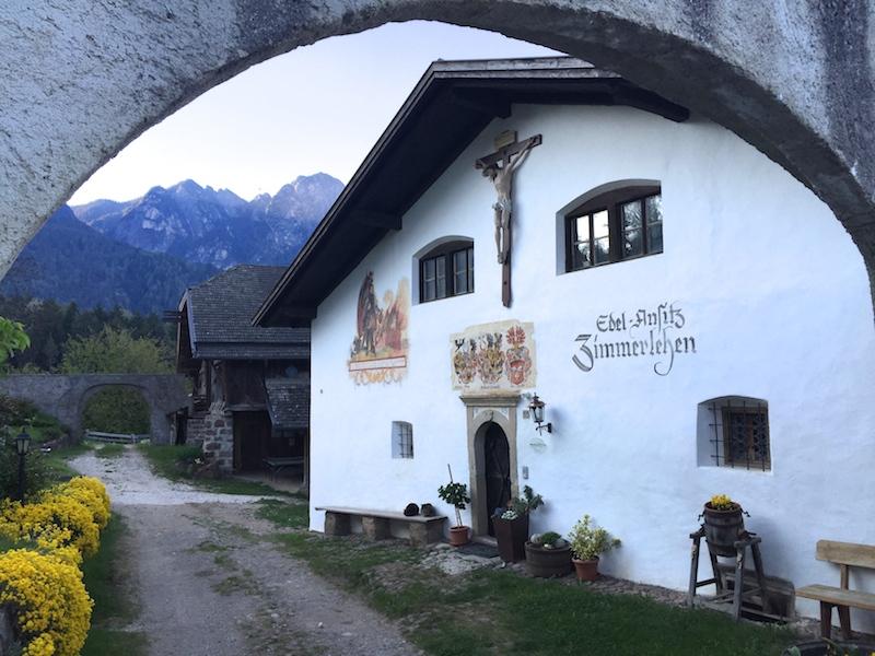 IMG 1650 Bei den Menschen am Land in Südtirol