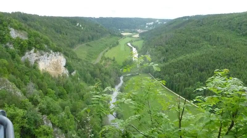 P1060093 Die junge Donau von der Quelle bis Blaubeuren
