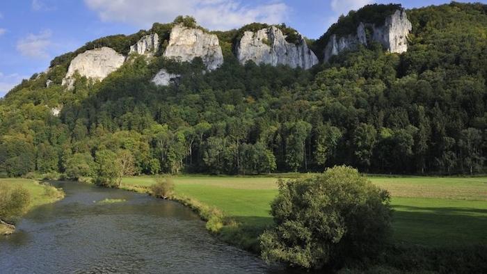 """lightbox1 """"Die Junge Donau"""" stromaufwärts ab Passau entdecken"""