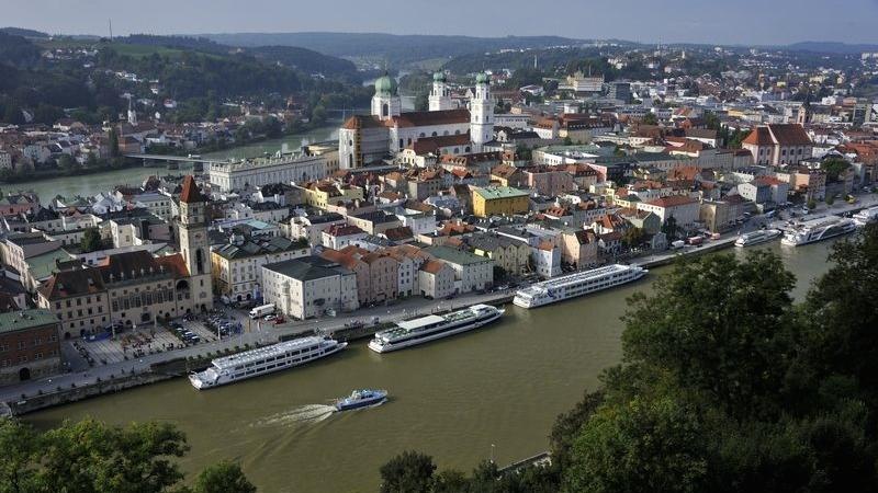 """passau """"Die Junge Donau"""" stromaufwärts ab Passau entdecken"""