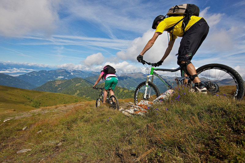 Bre 8117Nockbike 2011 08 16 0279 mail Ihr Aktivurlaub am Brennsee in Kärnten