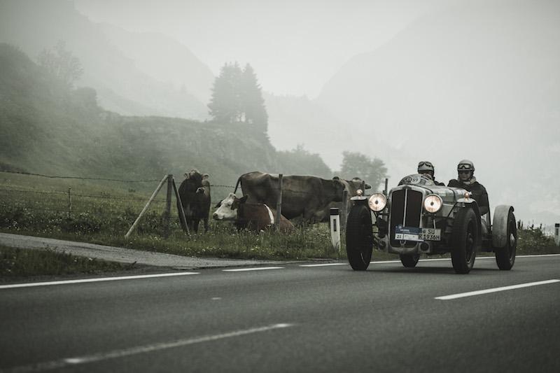 CS 20160630 accr lech 0088 Oldtimer Faszination vom Arlberg bis zur Zugspitze