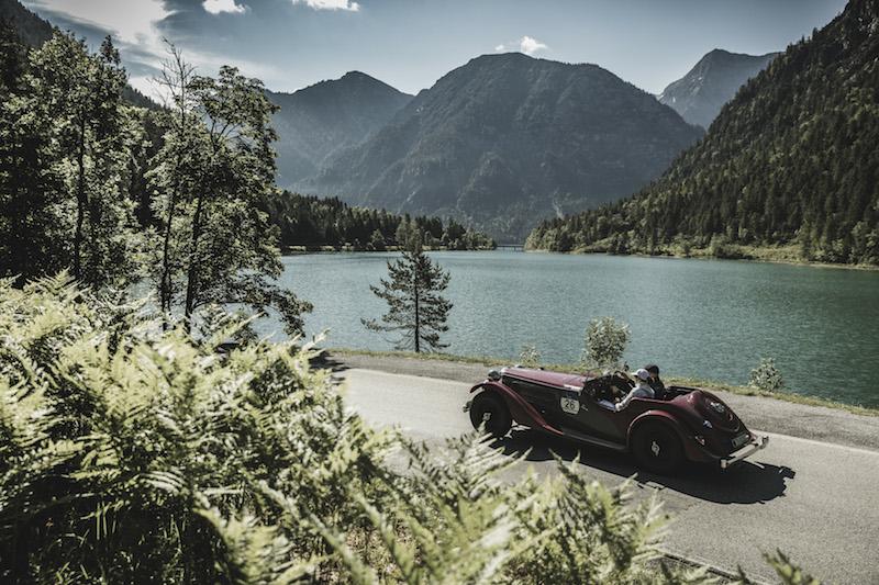 CS 20160701 accr lech 0028 Oldtimer Faszination vom Arlberg bis zur Zugspitze