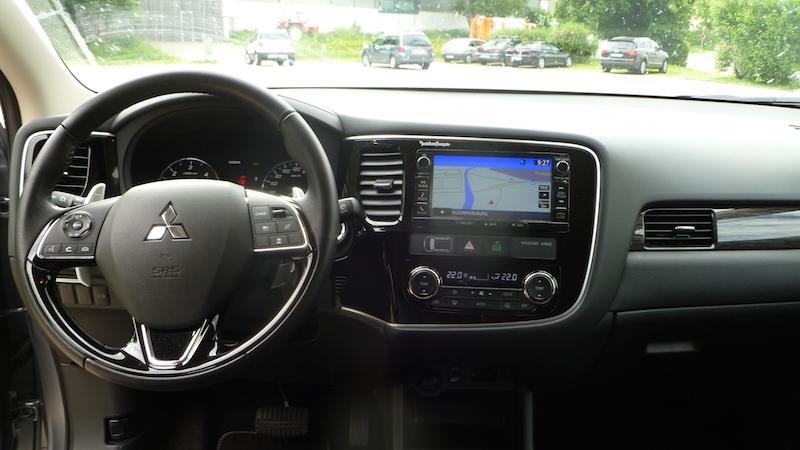 P1050991 Mitsubishi Outlander im Test