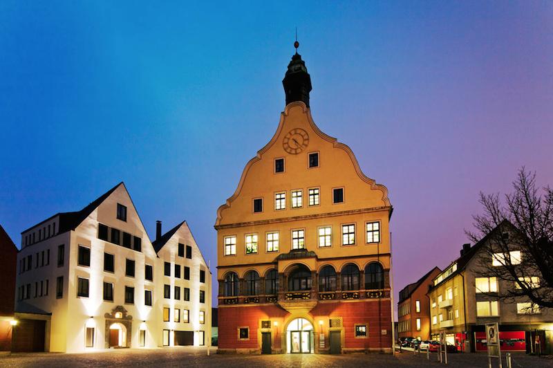 21 Ulm die Stadt der Gegensätze