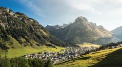 Sommerurlaub in Lech