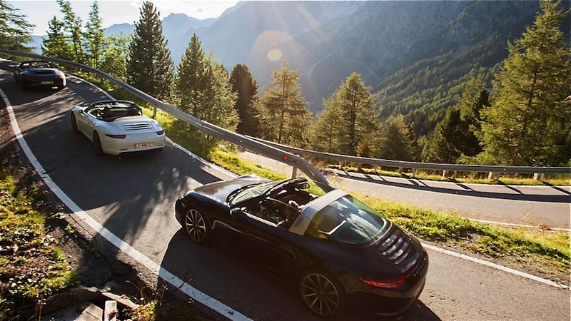 defereggen porsche Ein außergewöhnliches Hotelressort in Osttirol