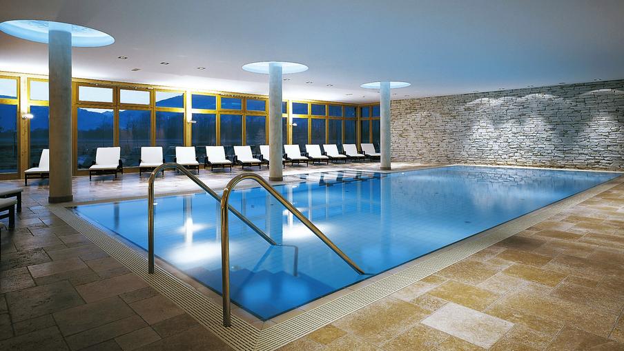 resort schwimmb Ein außergewöhnliches Hotelressort in Osttirol