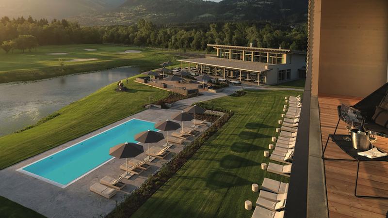 suites pool Ein außergewöhnliches Hotelressort in Osttirol