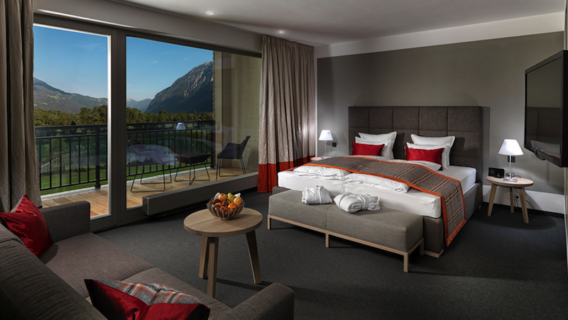 suites suit Ein außergewöhnliches Hotelressort in Osttirol