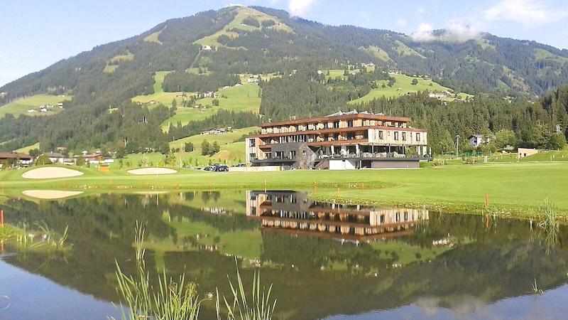 Golfparadies im Herzen der Kitzbüheler Alpen