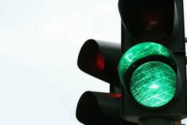 Grüne Welle System beschleunigt Verkehr
