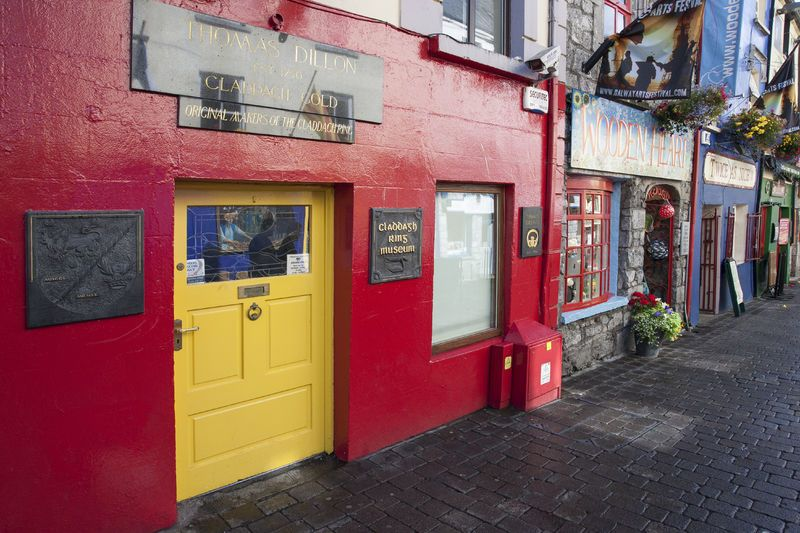 Galway City Galway: Die Kulturhauptstadt Europas 2020