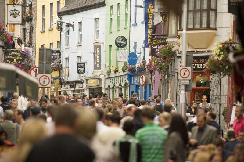 Galway City2 Galway: Die Kulturhauptstadt Europas 2020