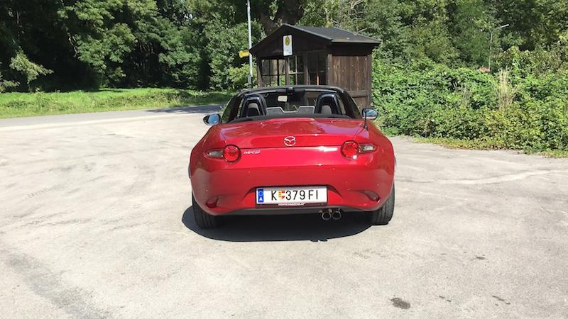 IMG 2112 Mazda MX 5 Fahrspaß pur