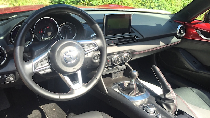 IMG 2113 Mazda MX 5 Fahrspaß pur