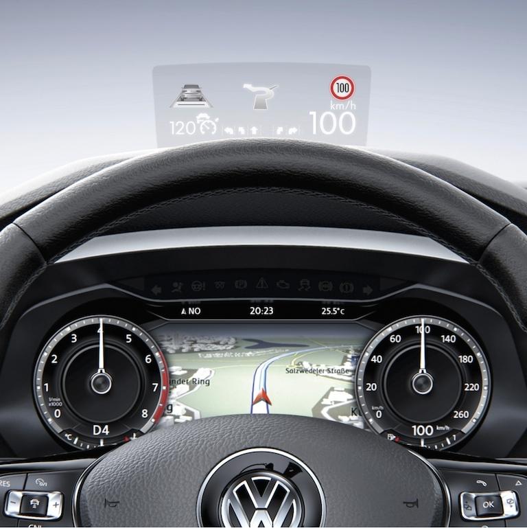 DB2016AL00519 Der VW Tiguan schärft sein Profil