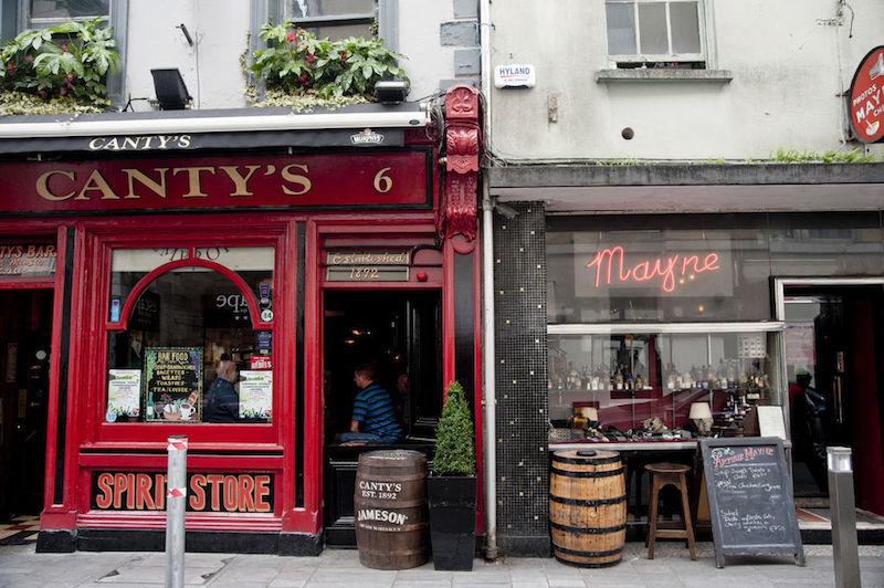 original 1465552408 Institution Pub: Wohnzimmer der irischen Kultur