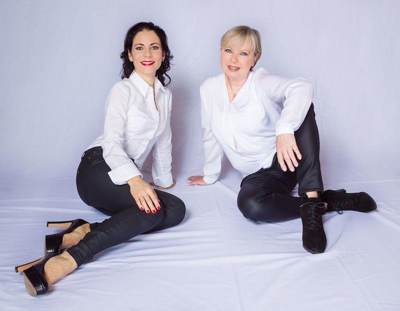 Geballte Frauenpower gegen die Wechseljahre