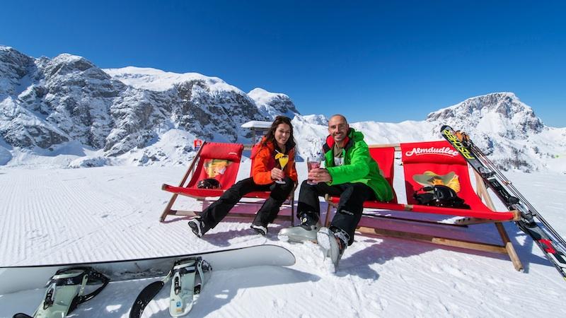 Nassfeld liegest 2 Skigebiet Nassfeld bietet viele Überraschungen