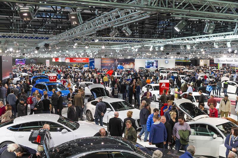 PI VAS Neuheiten 221216 Vienna Autoshow 2017