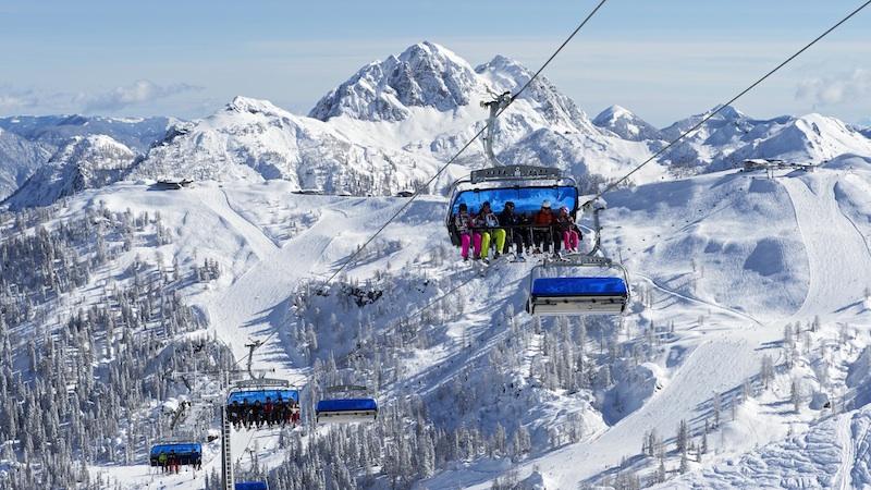 nassfeld lift1 Skigebiet Nassfeld bietet viele Überraschungen