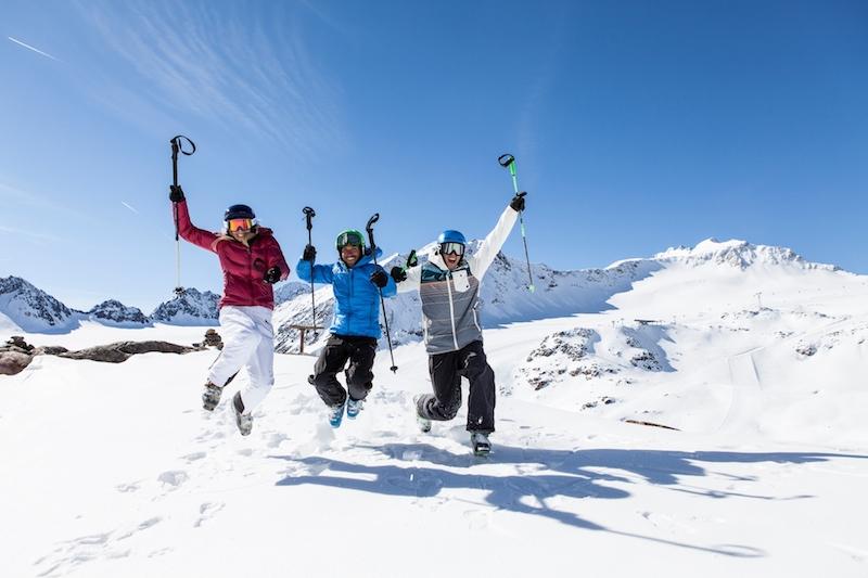 pitztaler gletscher 2013 spass im schnee Ältere Menschen und Skirennen?