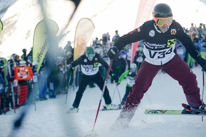 10 Der Weiße Ring    Das legendärste Skirennen der Welt