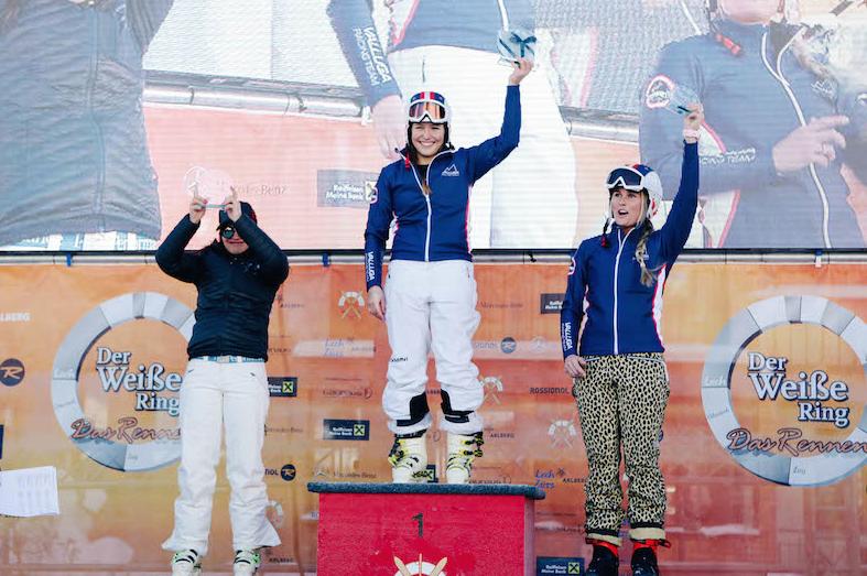 12 Der Weiße Ring    Das legendärste Skirennen der Welt