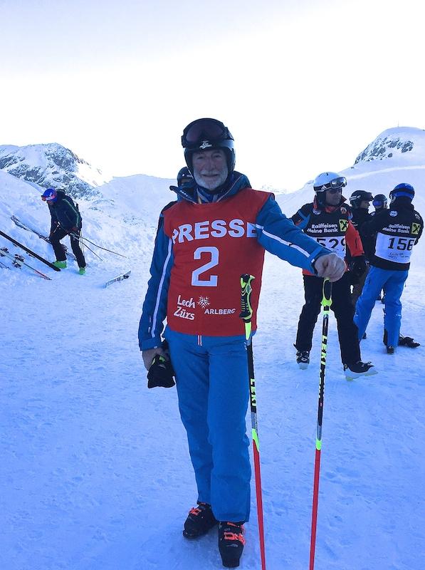 IMG 2510 Der Weiße Ring    Das legendärste Skirennen der Welt