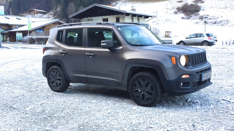 IMG 2440 Jeep Renegade im Praxistest