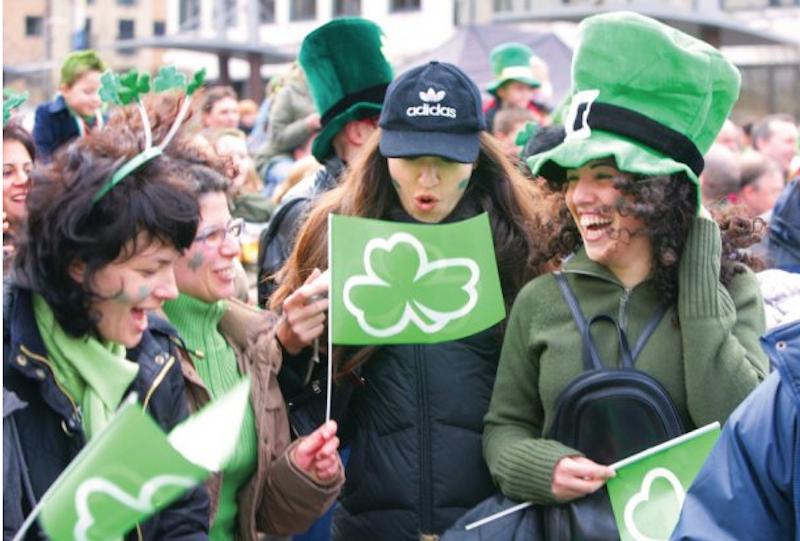 14 St. Patrick´s Festival: Paraden für Irland