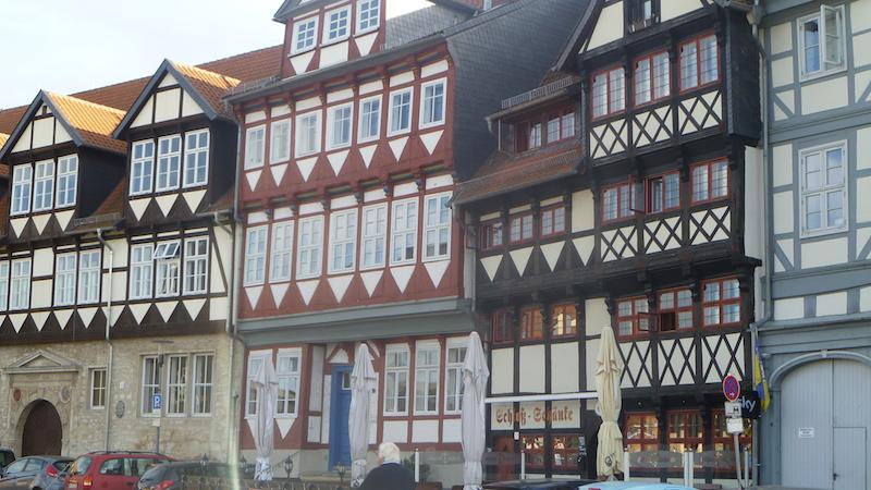 P1060590 Weiter geht es in die Lessingstadt Wolfenbüttel