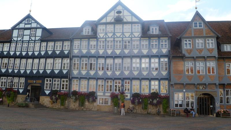 P1060593 Weiter geht es in die Lessingstadt Wolfenbüttel