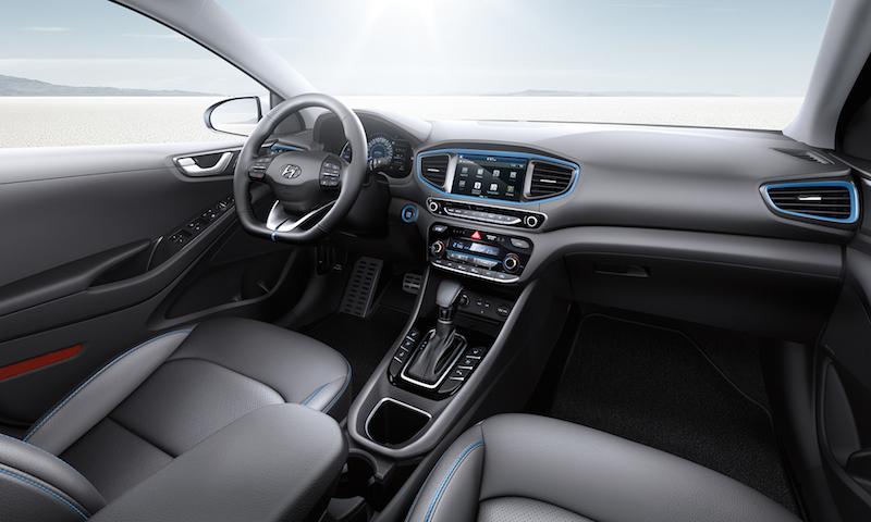 hw113587 Hyundai IONIQ Hybrid im Test