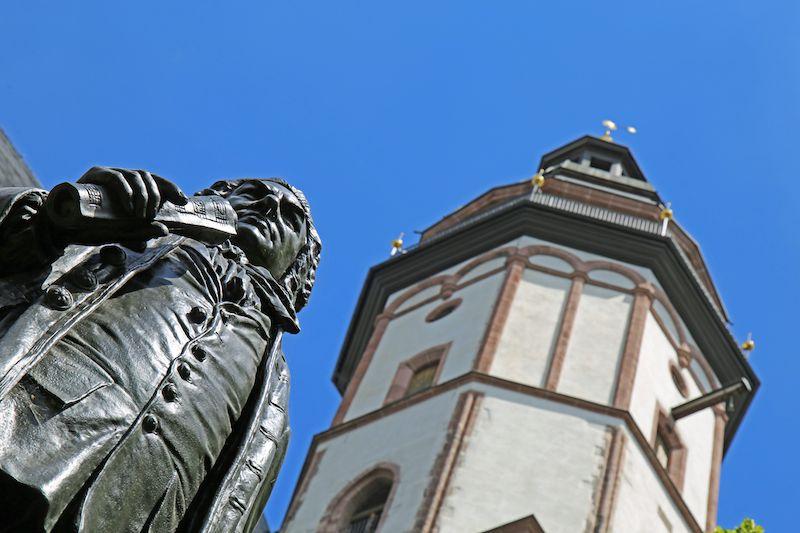 500 Jahre Reformation   Das Jubiläumsjahr in Leipzig