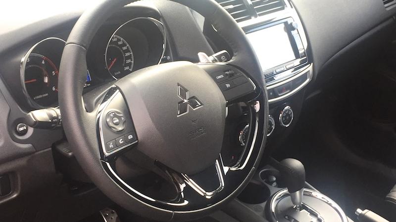 IMG 2542 Mitsubishi ASX Modell 2017 im Test