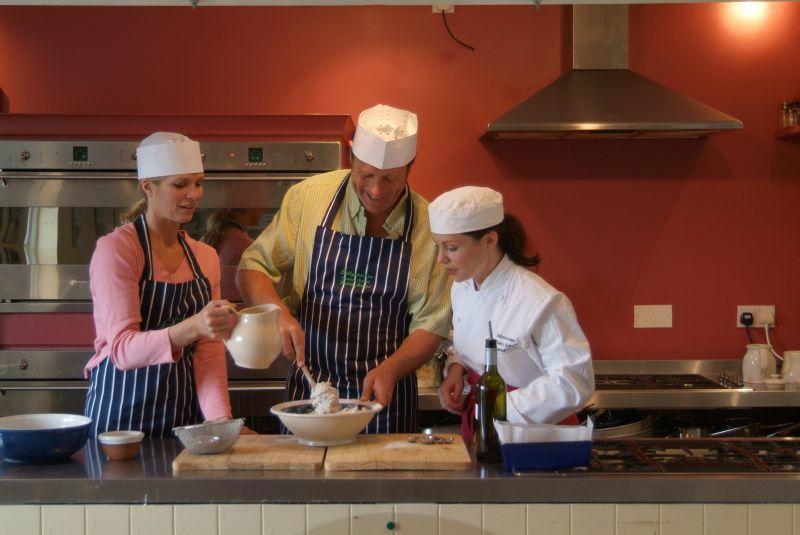 KochenInIrland1 Irischer Küchentrip: Kochen bis aufs Messer