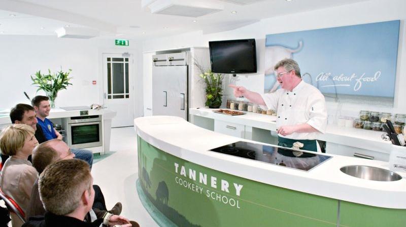 KochenInIrland51 Irischer Küchentrip: Kochen bis aufs Messer