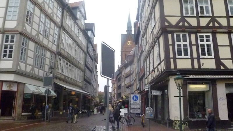 P1060671 Hannover und das Schloss Herrenhausen