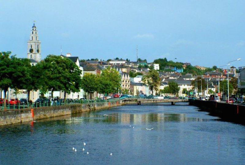 Cork City River Lee1 Reisetipp Cork City: Rebellin mit Seele