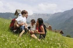 Hoch hinaus im Urlaub auf Südtirols Bauernhöfen