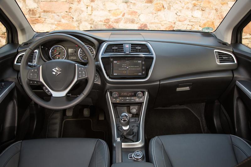 Suzuki SX4 S Cross Details 0061 Der neue Suzuki SX4 S Cross