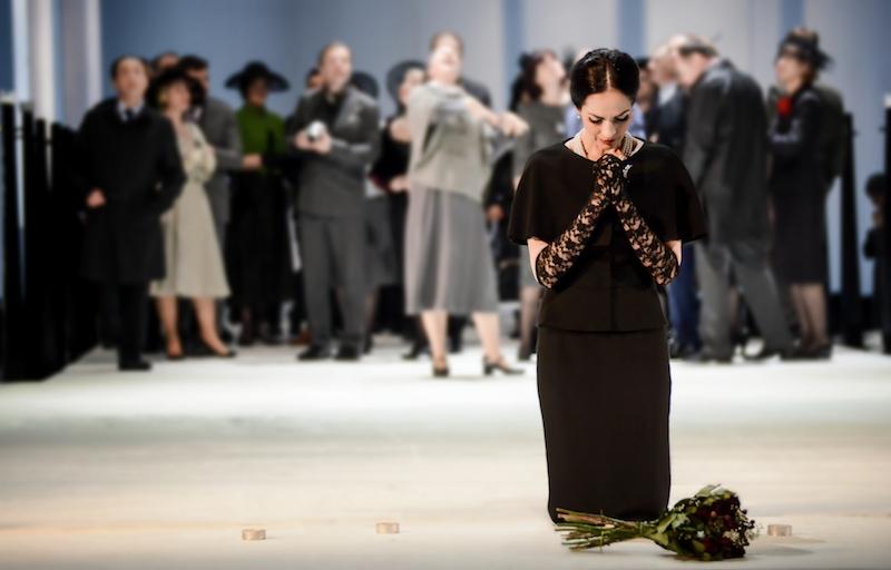 Tosca NdB Brünn, die Opernmetropole Mährens