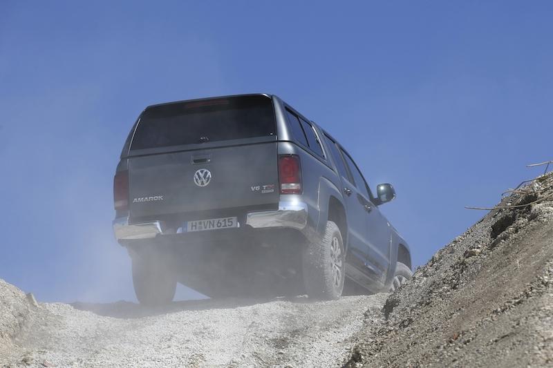 114 Amarok V6 Test Volkswagen Amarok V6