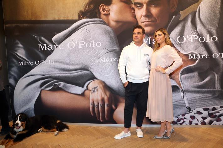 MARC OPOLO X Robbie & Ayda Williams