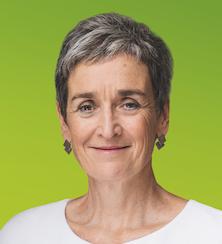 Ulrike Lunacek gefragt
