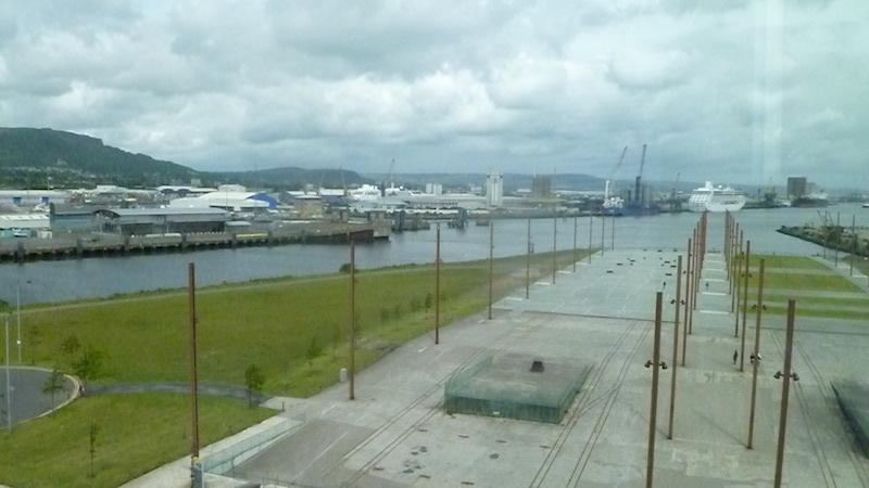 P1060974 Auf den Spuren der Titanic in Belfast