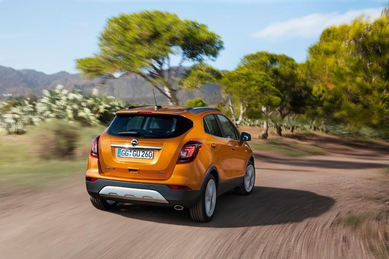 Der neue Opel MOKKA X im Test